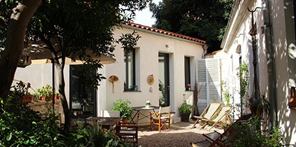 la petite maison chambres d 39 h tes menton bed breakfast accueil. Black Bedroom Furniture Sets. Home Design Ideas